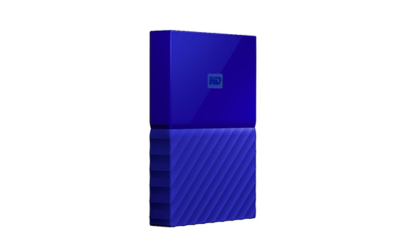 WESTERN DIGITAL 2TB MY PASSPORT VIBRANT WD