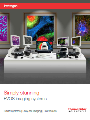 Invitrogen_EVOS imaging systems