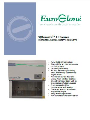 Euroclone_S@femateTM EZ Series