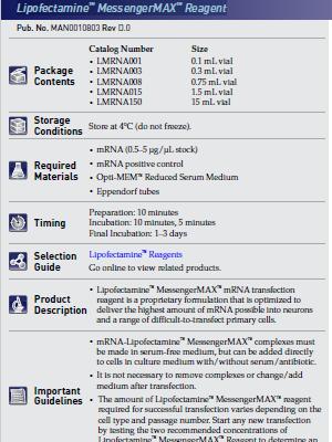 Invitrogen_Lipofectamine_MessengerMAX_man