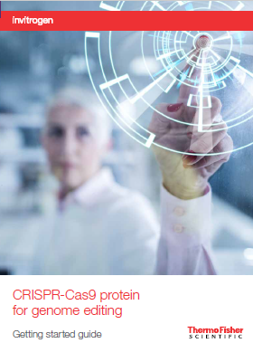 Invitrogen CRISPR-Cas9 Protein for Genome Editing