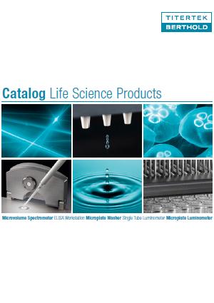Titertek Berthold Catalog Life Science Products