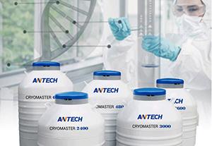 ถังบรรจุไนโตรเจนเหลว Liquid Nitrogen Container
