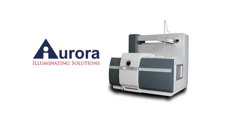เครื่องวิเคราะห์ค่าการดูดกลืนแสงอะตอม (Atomic Absorption Spectroscopy)  ยี่ห้อ Aurora ประเทศแคนาดา