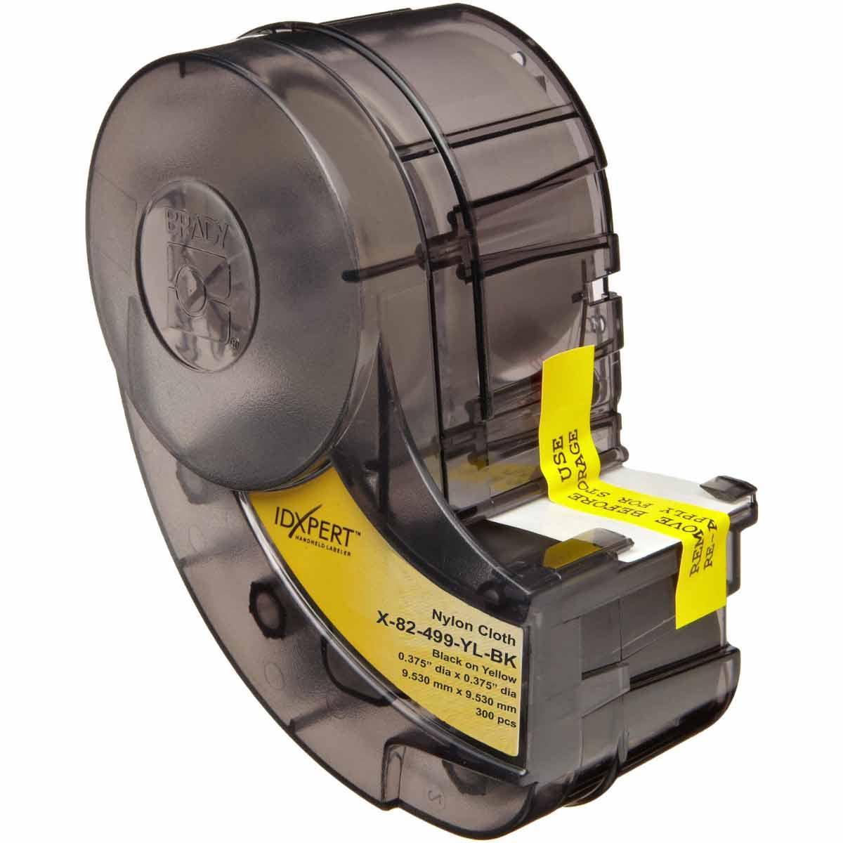 B-499 VIAL TOP NYLON 9.5 MM., 350/CART (60923)