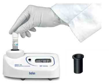DEN-1B MC Farland Densitometer