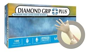 DIAMOND GRIP PLUS INTERNATIONAL, SIZE M, 100/BOX