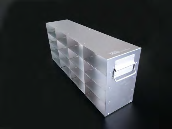 FREEZER RACK, 5x5 WITHOUT DRAWER, 1/CASE