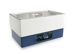 DIGITAL WATER BATH, 22L W/GABLE LID