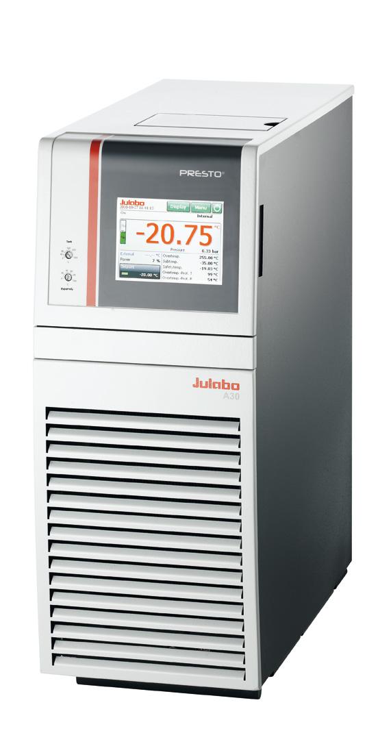 PRESTO A30 Temperature Control System