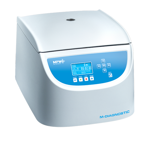 MPW M-DIAGNOSTIC LABORATORY CENTRIFUGE