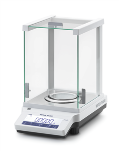 ME204 ANALYTICAL BALANCE 220GX0.1 MG (INTERNAL CAL.)