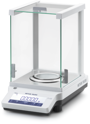 ME54 ANALYTICAL BALANCE 0.0001Gx52G.W/INTERNAL ADJ.