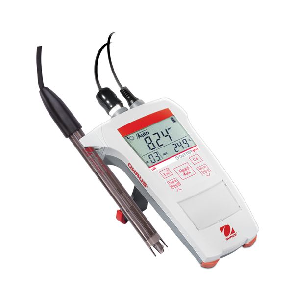 ST300 PORTABLE PH METER COMPLETE WITH ST320