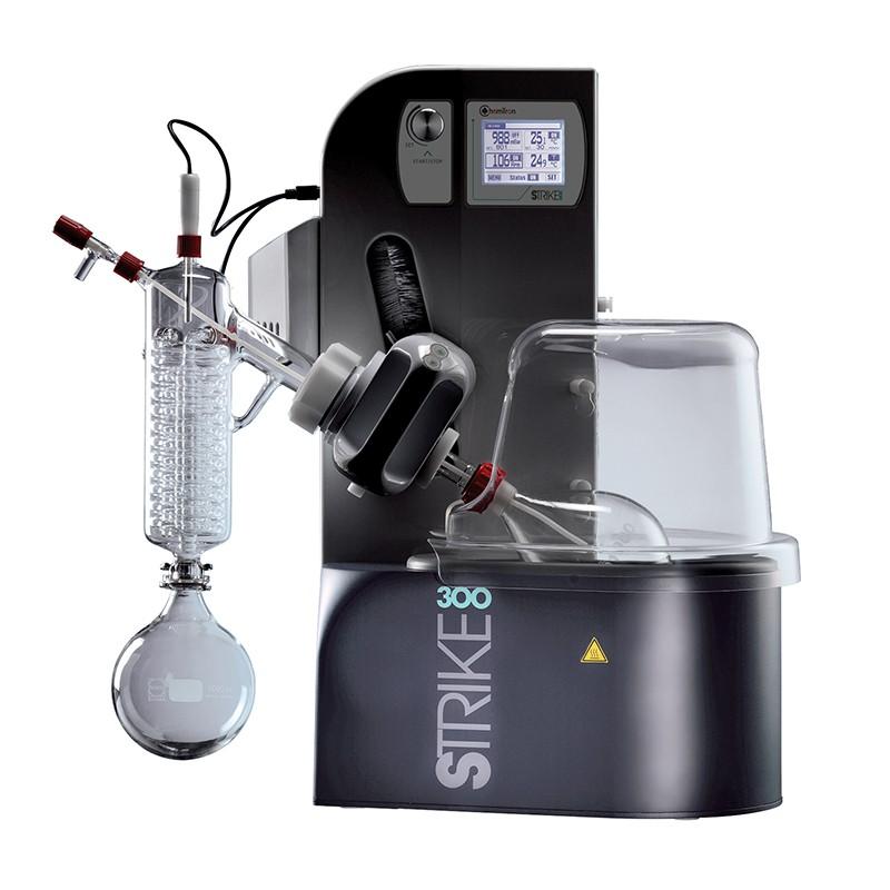 STRIK 300 VERTICAL GLASSWARE STEAM SHINKING TYPE