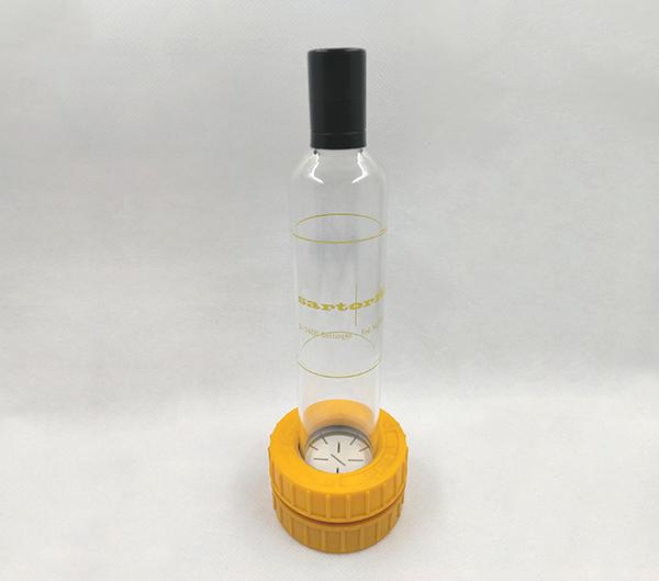 GLASS FILTER HOLDER W/130 ML CAPACITY