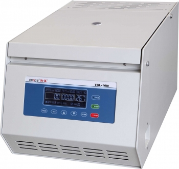 TGL-16M TABLETOP HIGH SPEED REFRIGERATED CENTRIFUGE