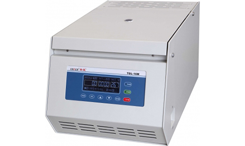 TGL-16 TABLETOP HIGH SPEED REFRIGERATED CENTRIFUGE