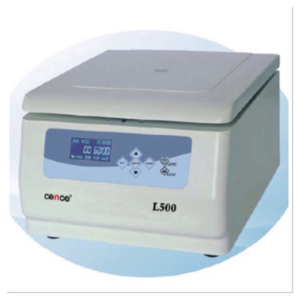 L420 TABLETOP LOW SPEED CENTRIFUGE