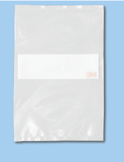 STERILIZER SAMPLE BAG, 500/BOX