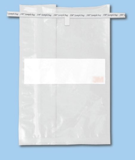 STERILIZED SAMPLE BAG, 500/BOX